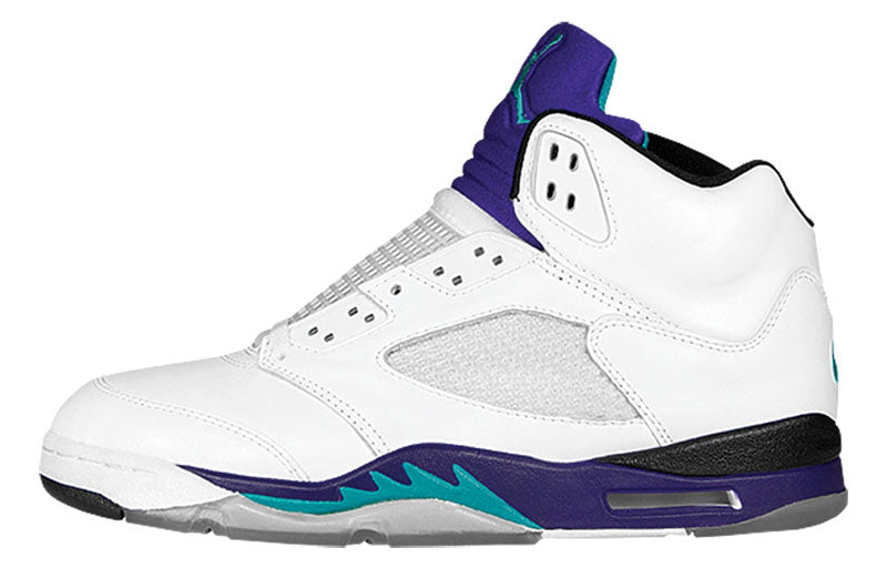 Shoe: Air Jordan 5 \\u0026quot;Grape\\u0026quot;