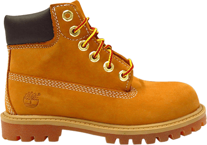 Timberland 6 Inch Premium Water Proof Toddler Boot TB012809