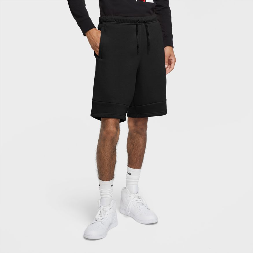 Buy JORDAN M J JUMPMAN AIR FLC SHORT CK6707-010 Canada Online
