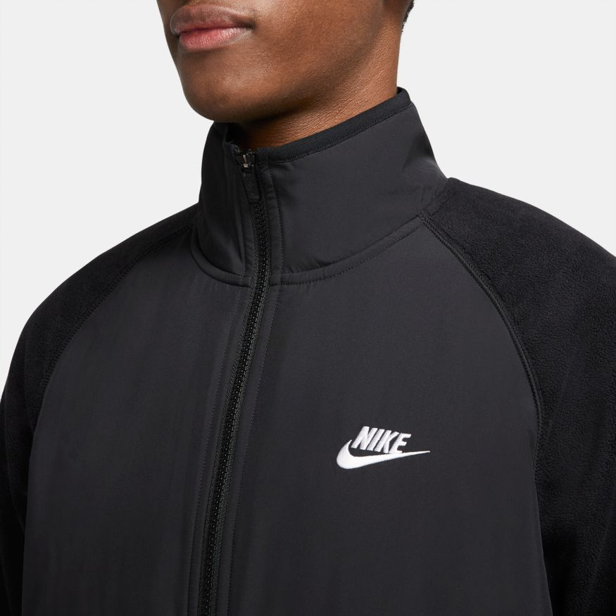 Buy NIKE M NSW CE TOP LS HZ WINTER CU4375-010 Canada Online