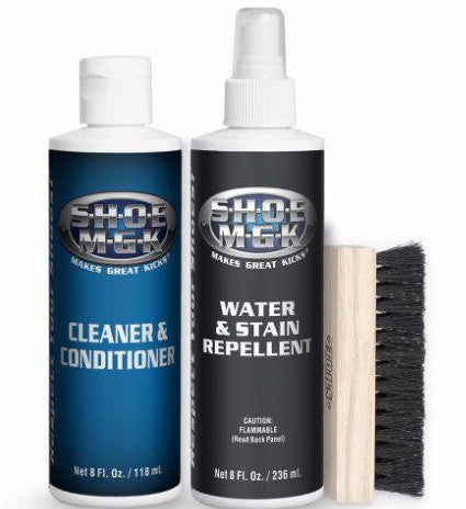 SHOE MGK Clean & Protect Kit