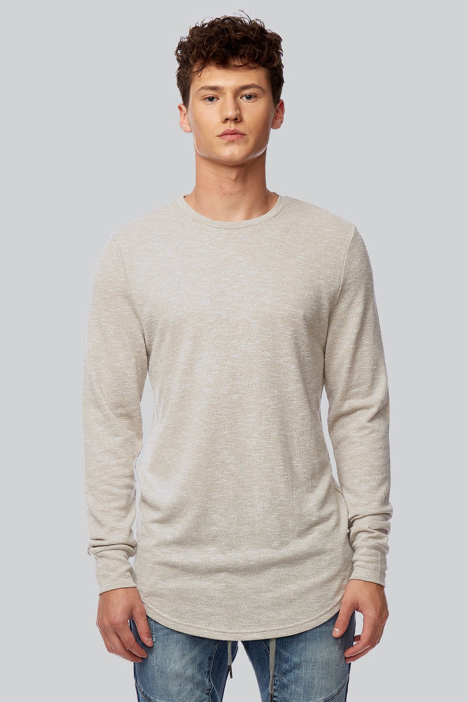 Uppercut Sweater KUL-LST1010 Tan