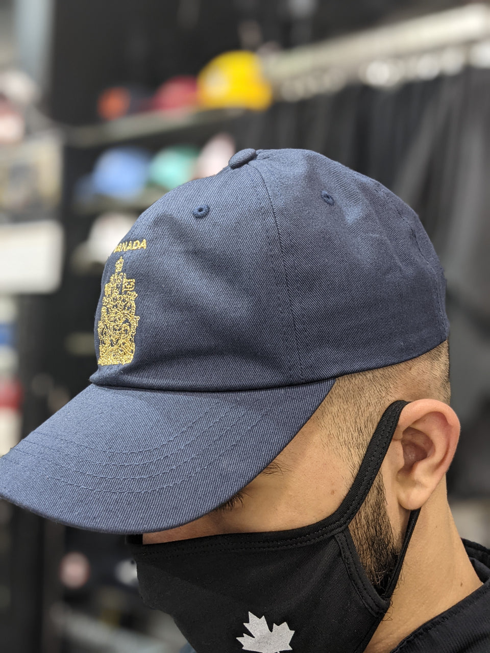 CANADA PASSPORT DAD CAP