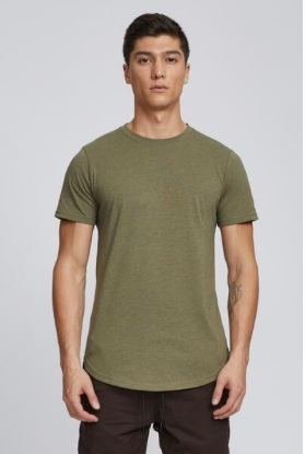 Eazy Scoop Tee KUL-CT1851 Burnt Olive