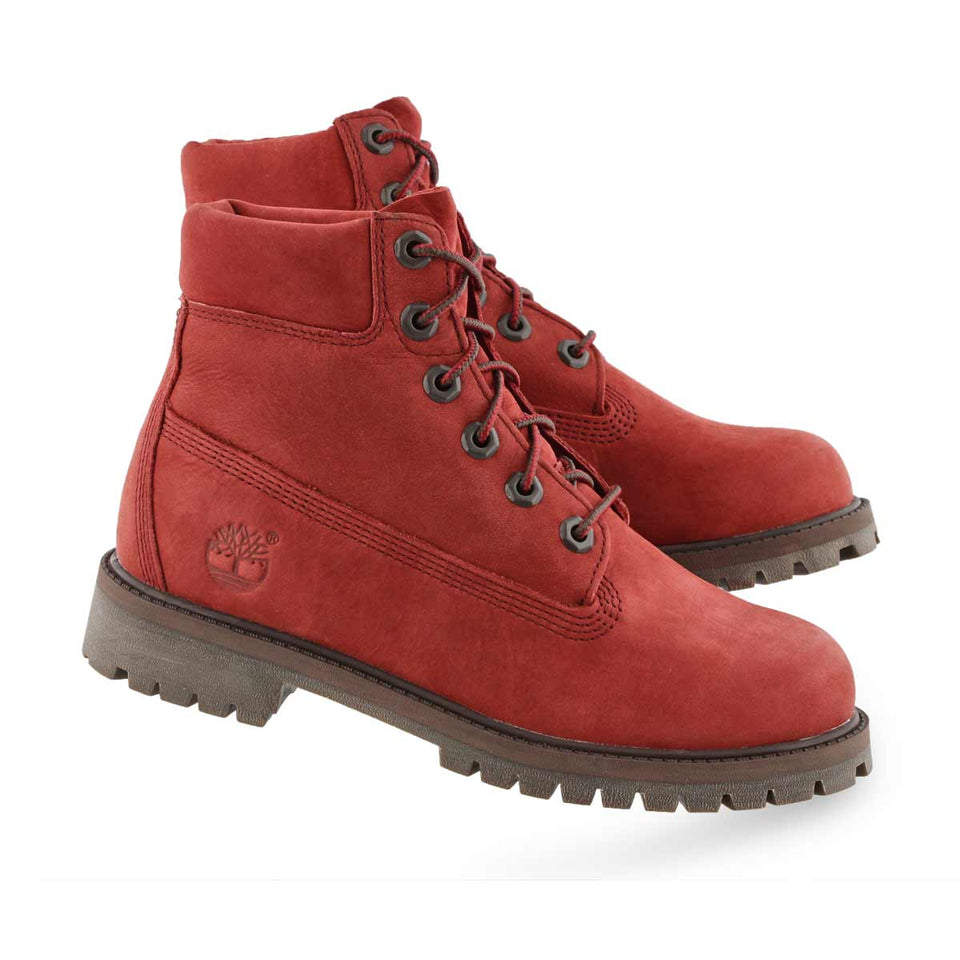 Timberland 6 Inch Premium Water Proof Kids Boot TB0A2954V15