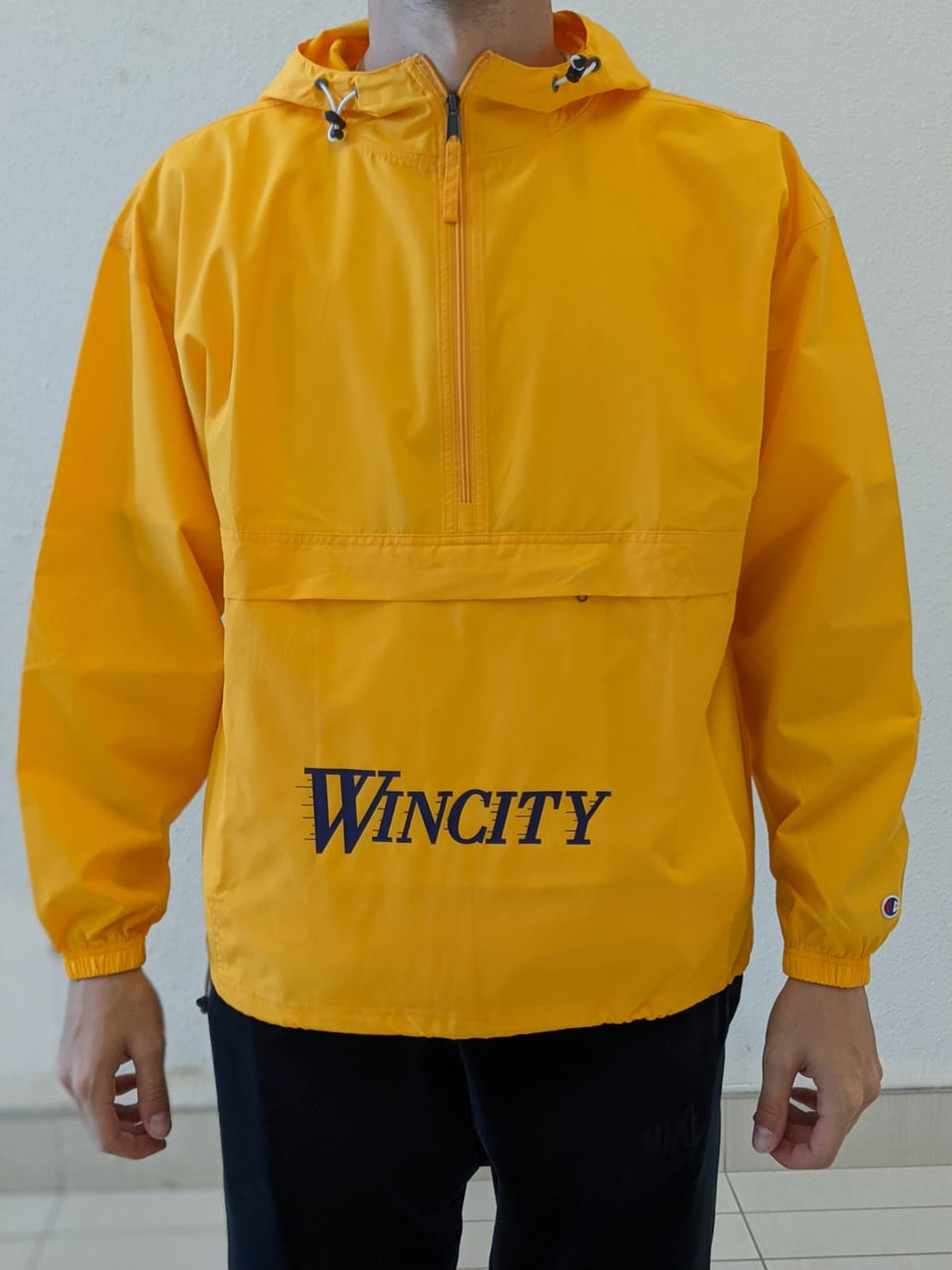 LAKE City Half Zip Windbreaker