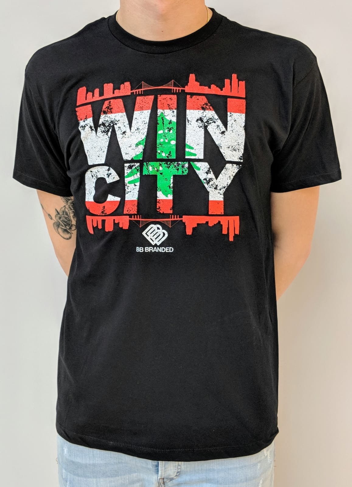 LEBANON WIN CITY