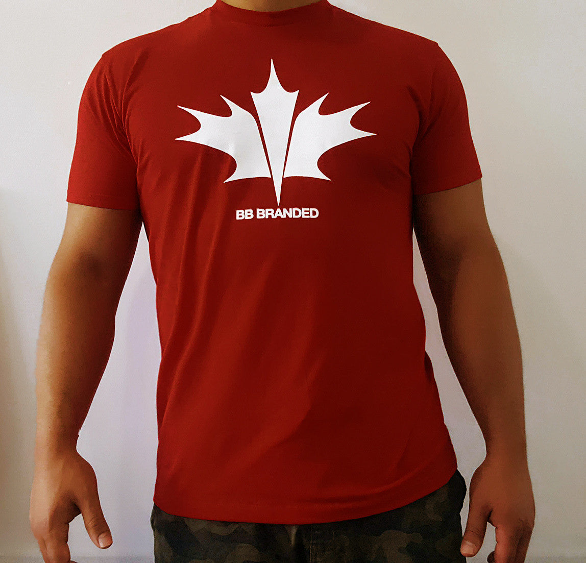 BB BRANDED ALL CANADIAN TEE