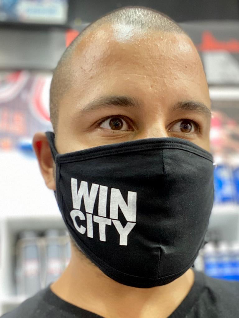 WIN CITY FACE MASK