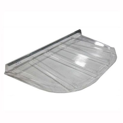 Window Well Cover - Wellcraft 2060 Polycarbonate Flat Egress