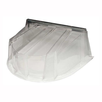 Window Well Cover - Wellcraft 5600 Polycarbonate Dome Egress