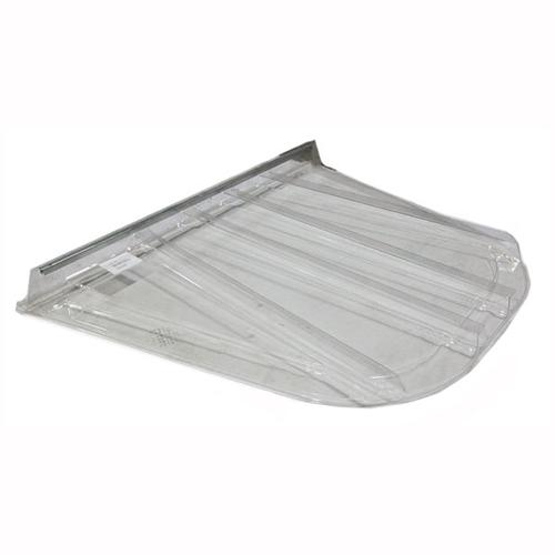 Window Well Cover - Wellcraft 6700 Large Polycarbonate Flat