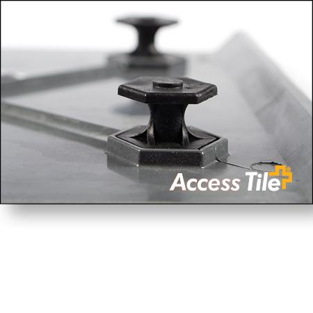 Access Tile Cast In Place Replacement Anchor/Screw - Box of 12