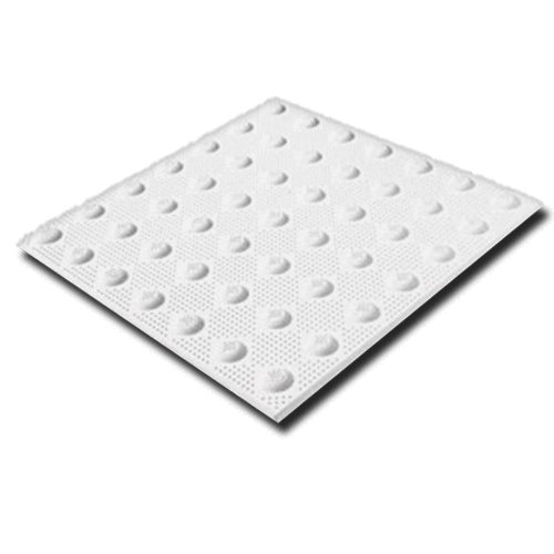 Armor Tile Surface Mount Pearl White