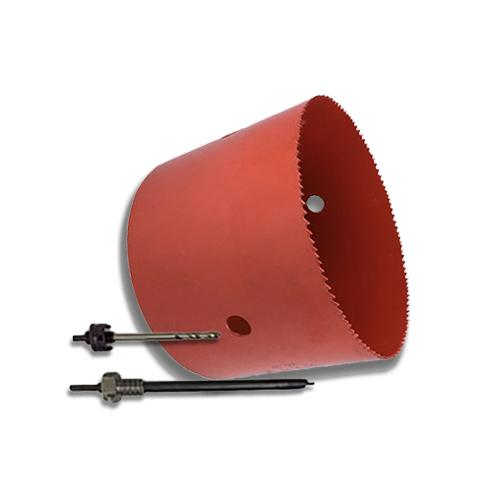 Inserta Tee Hole Saw Red Series