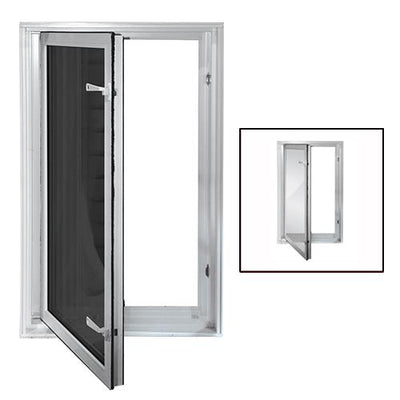 "Egress Window In-Swing 27"" x 45"" Wellcraft"