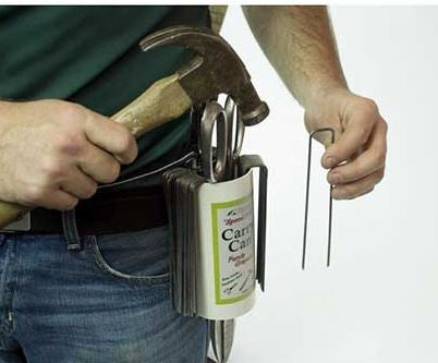 Speed Pin Carry Can Holster