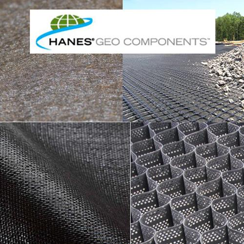 TerraTex HPG-16 Woven Geotextile Fabric 15' x 300' Roll - Hanes