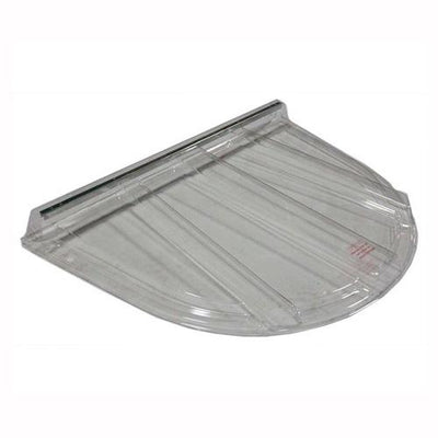 clear flat window well cover 5600 Wellcraft for up to 4 foot window