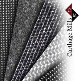 Carthage Mills Woven and Nonwoven Geotextile Fabrics
