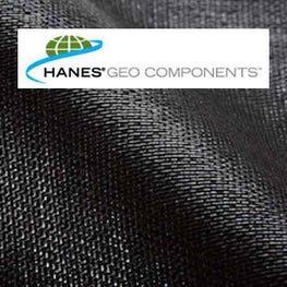 Hanes Geo Components Woven and Nonwoven Fabrics and Geogrid