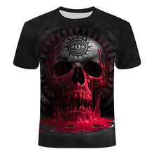 Load image into Gallery viewer, Skull tshirt