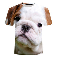 Load image into Gallery viewer, T Shirt Dog 3D printing