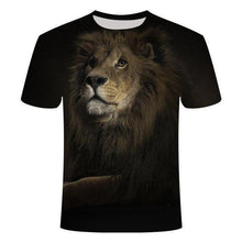 Load image into Gallery viewer, Animal t shirt