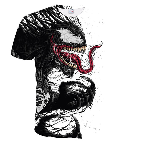 Venom marvel t-shirt