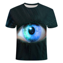 Load image into Gallery viewer, T-shirt casual 3D