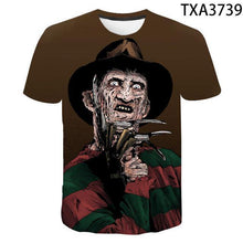Load image into Gallery viewer, Freddy Krueger Jason And Michael Myers Halloween