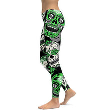 Load image into Gallery viewer, Skull chief leggings