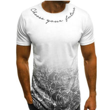 Load image into Gallery viewer, T-shirt fitness camouflage