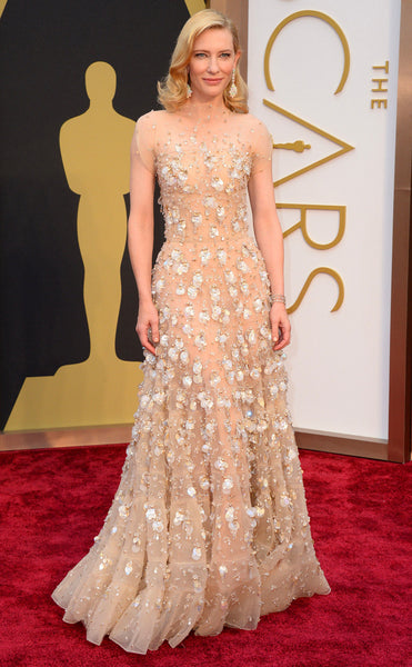 Cate Blanchett 2014 Oscars Red Carpet