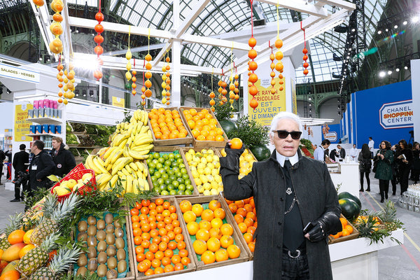 Chanel Supermarket Paris Fashion Week