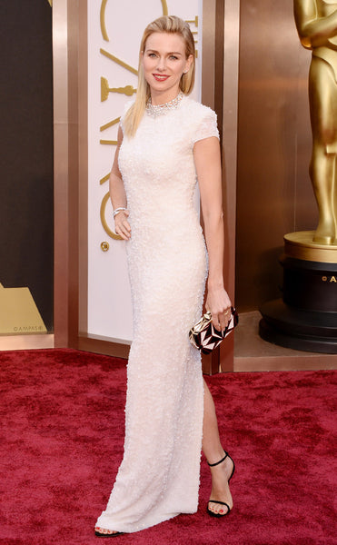 Naomi Watts Oscars 2014 Red Carpet