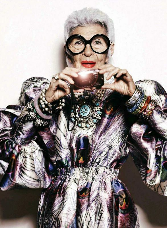 Iris Apfel Statement Necklace
