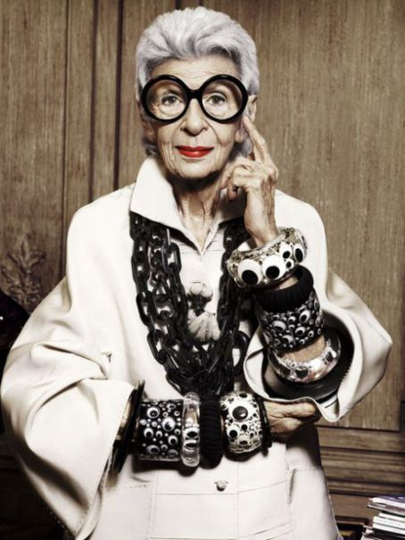 Iris Apfel Bold Accessories