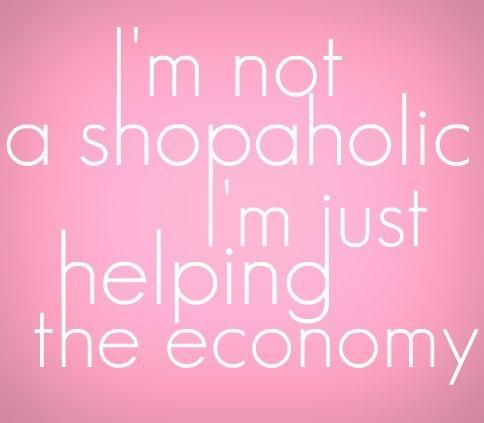 Shopaholic_Quote