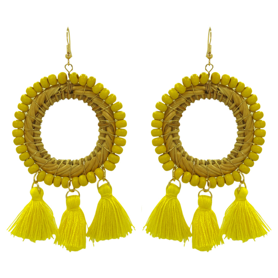 FRENCH RIVIERA EARRINGS