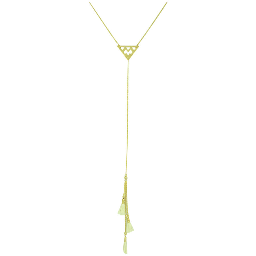 Necklace_Cream_Tassle_Pendant_Costume_Fashion_Jewellery_First_Sin_2016116Nb