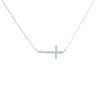 Fashion_Jewellery_Silver_Crystal_Cross_Necklace_First_Sin