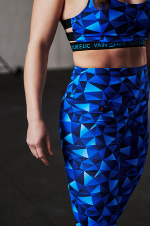 Vain Dane Athletic Crossfit apparel sustainable sportswear bæredygtigt sportstøj højtaljede leggings high-waisted
