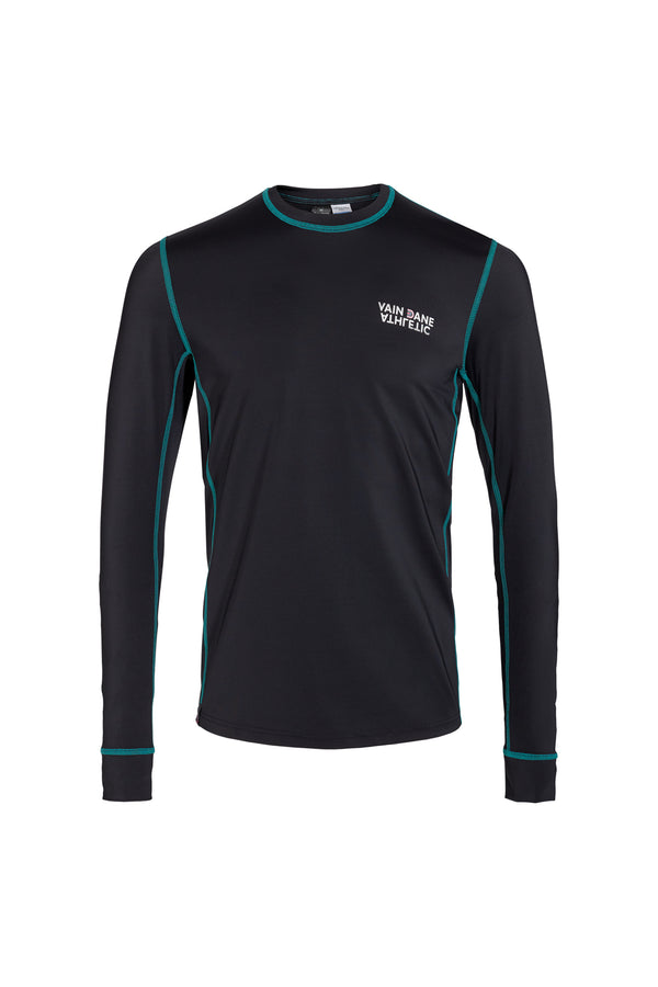 Sigmund Long Sleeved Mens Running Shirt