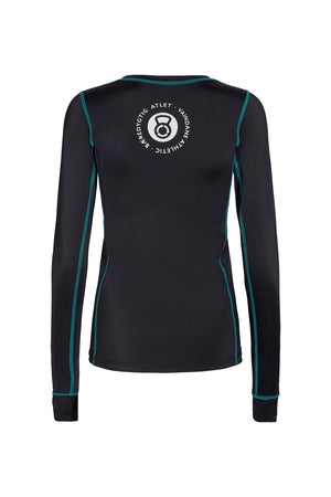 Ran Long Sleeved Women's Running Shirt