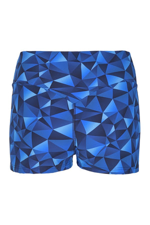 Vain dane Athletic's Bera shorts for women. Made with regenerated ECONYL yarn
