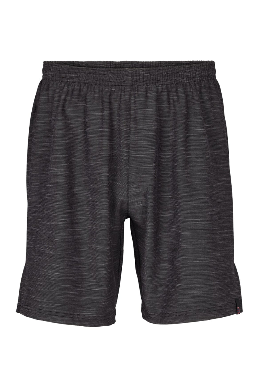 vain dane athletic men's shorts made from plastic bottles and textile waste