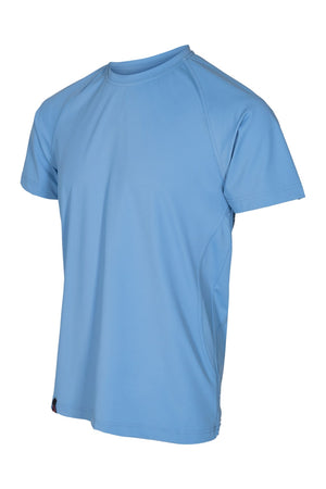 Vain dane athletic men's running shirt in econyl yarn