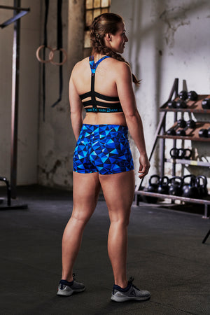 vain dane athletic bera shorts for crossfit