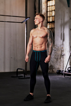 Vain Dane Athletic mens running leggings